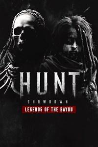 Carátula para el juego Hunt: Showdown - Legends of the Bayou de Xbox 360