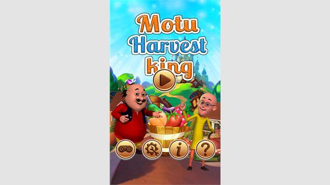 Get Motu Patlu Farm Harvest King - Microsoft Store en-IN