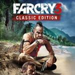 Far Cry® 3 Classic Edition Logo