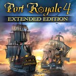 Port Royale 4 - Extended Edition Logo