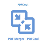 PDF Merger - PDFCool Logo