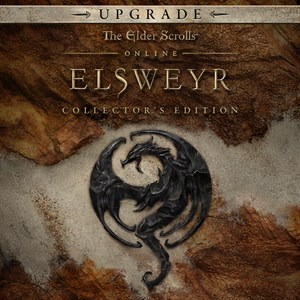 The Elder Scrolls Online: Elsweyr Collector's Ed. Upgrade (2019) Xbox One