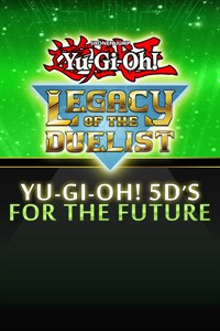 Carátula del juego Yu-Gi-Oh! 5D's For the Future