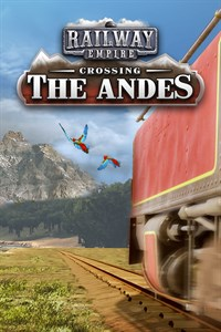 Carátula del juego Railway Empire - Crossing the Andes