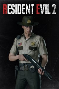 "Leon Costume: ""Arklay Sheriff"""