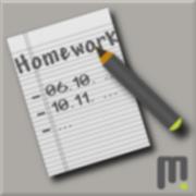 Homework manager