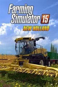 Carátula del juego New Holland