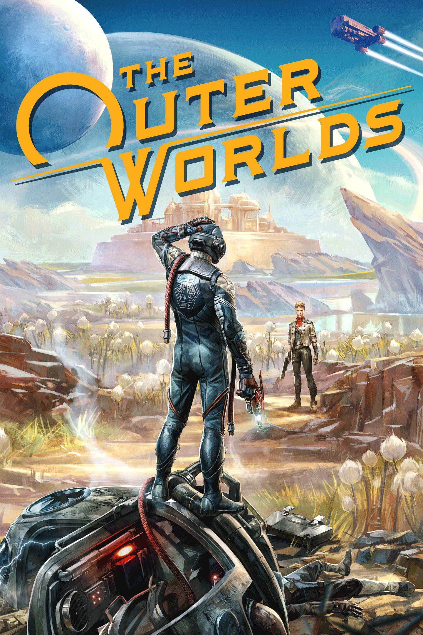 The Outer Worlds For Xbox One And Windows 10 Xbox