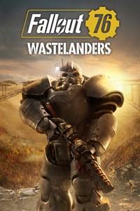 Carátula para el juego Fallout 76 de Xbox 360