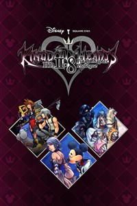 Carátula para el juego KINGDOM HEARTS HD 2.8 Final Chapter Prologue de Xbox 360