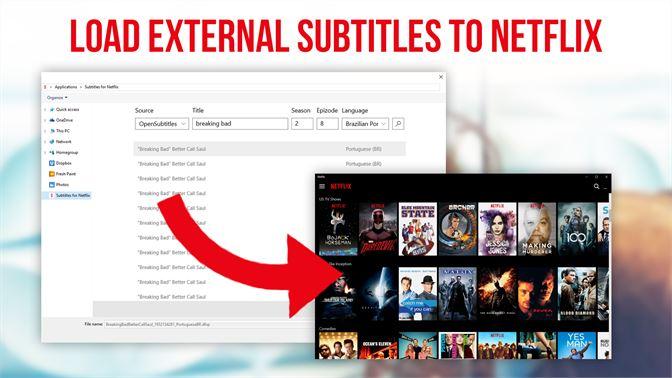 Get Subtitles for Netflix - Microsoft Store