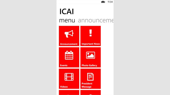 Get ICAI Now - Microsoft Store