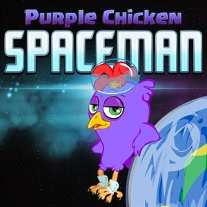 Purple Chicken Spaceman Xbox One