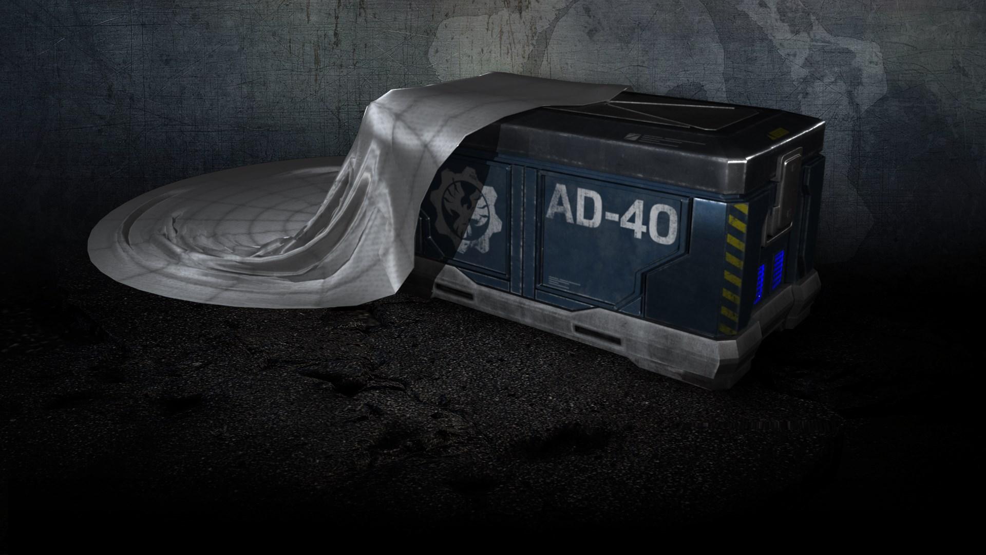 Deluxe Airdrop