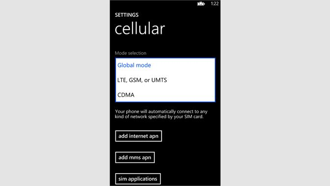 Get Mobile Network - Microsoft Store