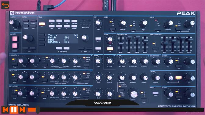 Buy Novation Peak Course by macProVideo - Microsoft Store en-GB