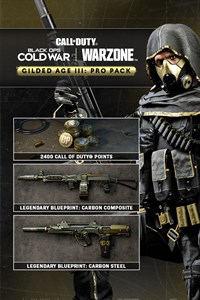 Black Ops Cold War - Paquete Profesional: Edad Dorada III
