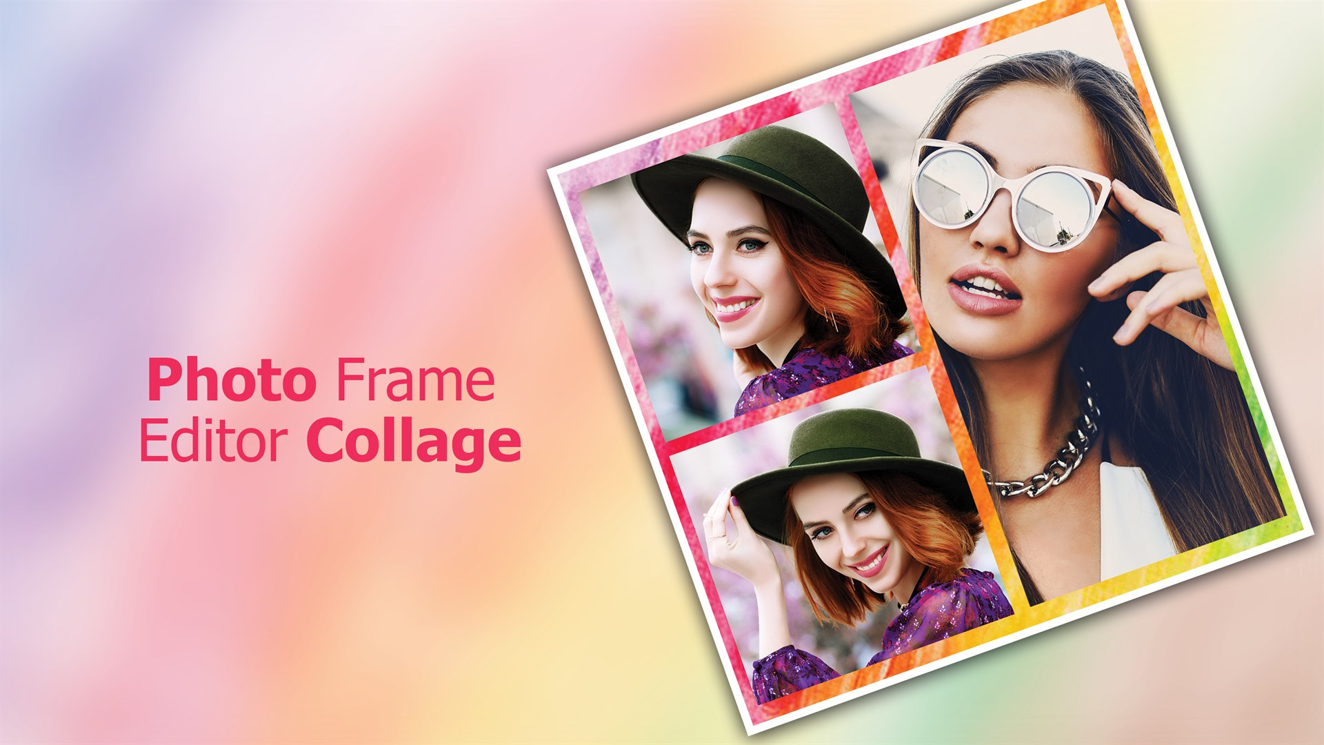 Get Photo Frame Editor Collage Microsoft Store