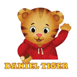 It's just a picture of Gratifying Daniel Tiger Pictures