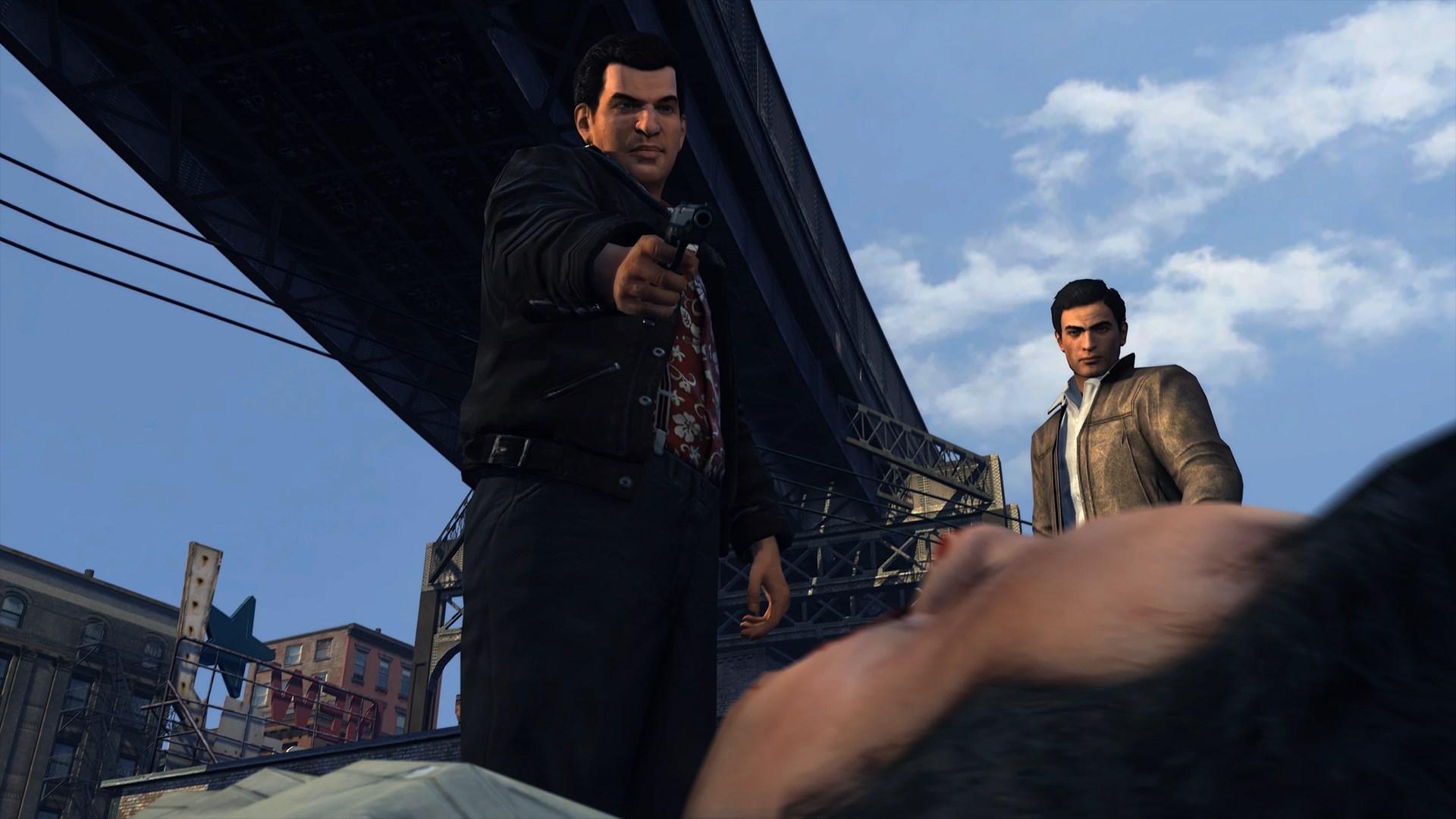 Скриншот №15 к Mafia II Definitive Edition