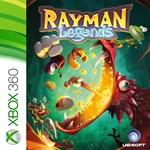 Rayman® Legends Logo