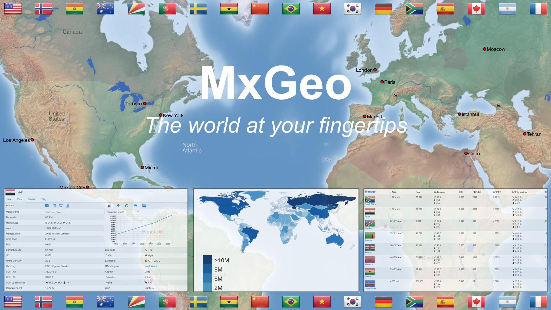 Get World Atlas & Quiz MxGeo Free - Microsoft Store