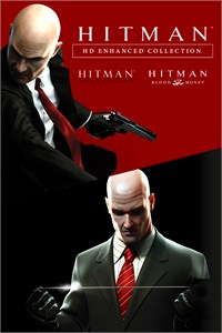 Carátula del juego Hitman HD Enhanced Collection