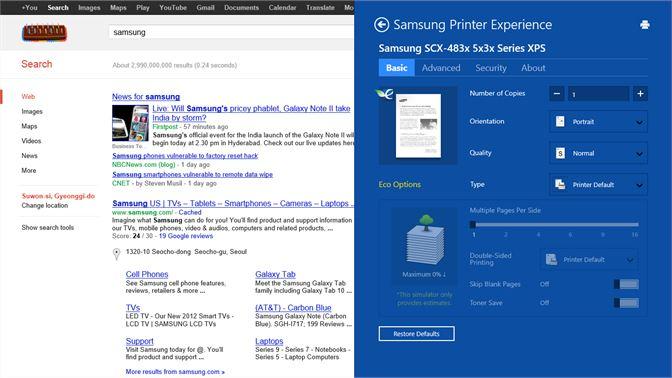 Get Samsung Printer Experience - Microsoft Store en-GB