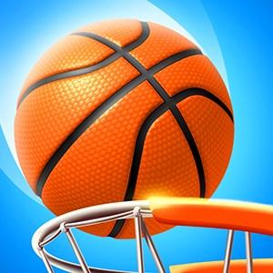 Basketball Stars Shooting