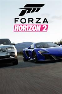 Forza Horizon 2 NAPA Auto Parts Car Pack