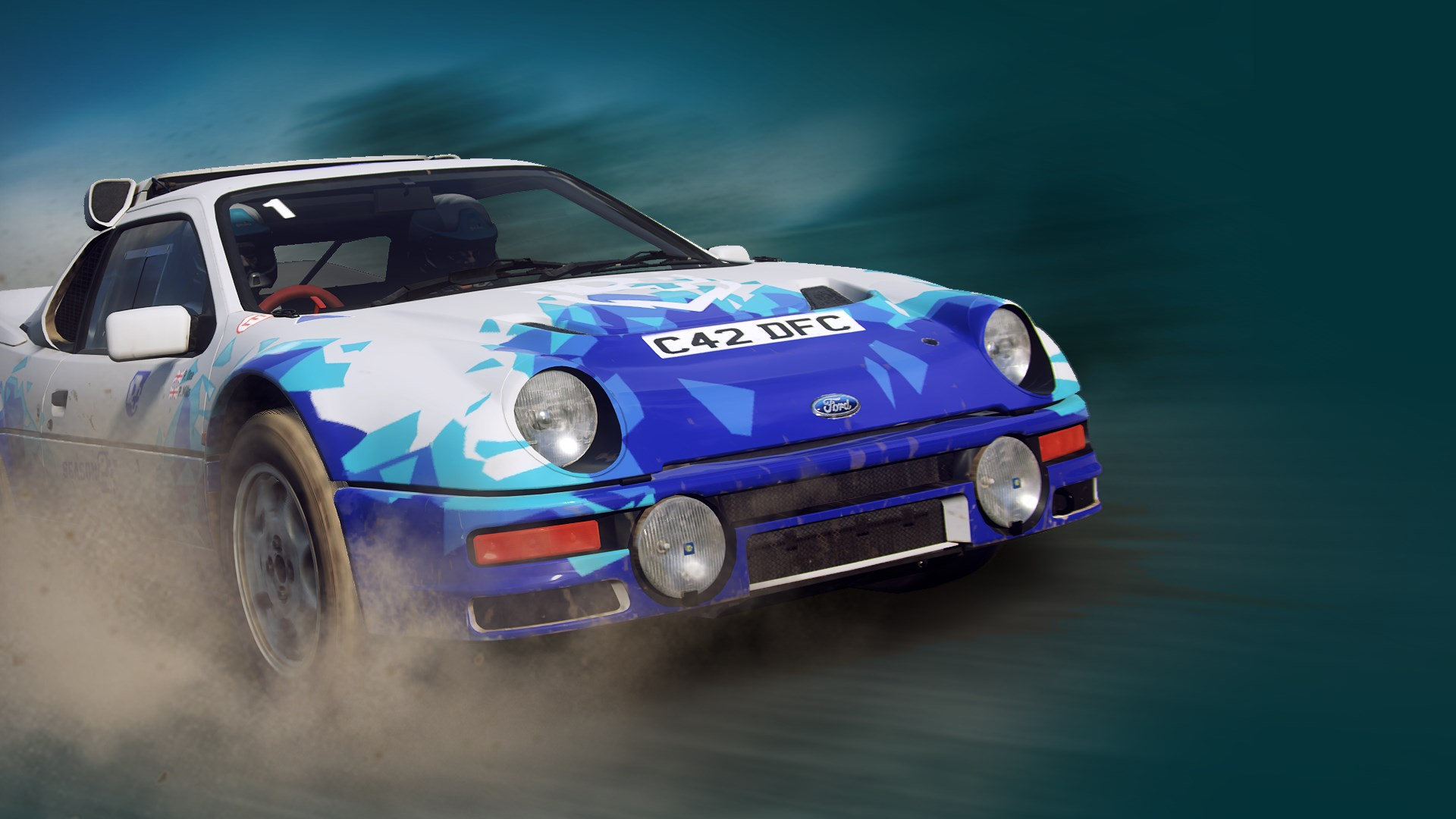 Season Two – Stage One Liveries