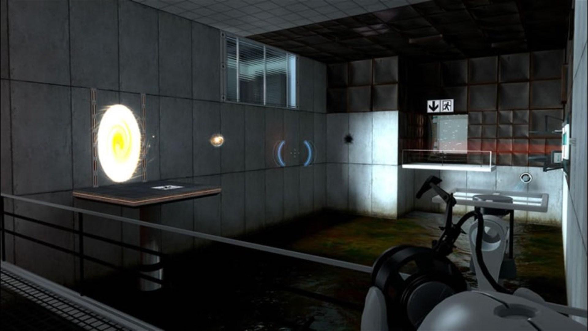 Скриншот №13 к Portal Still Alive