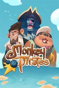 Carátula del juego Monkey Pirates