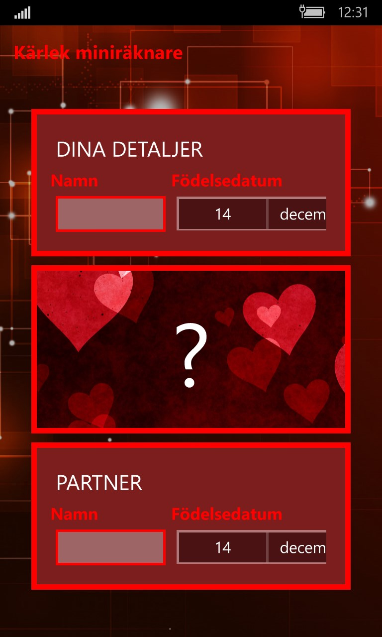 Dating kompatibilitet födelse datum