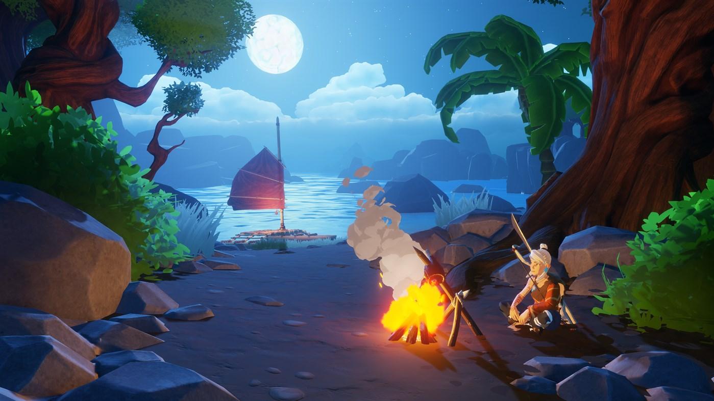 Se presenta el primer gameplay de Windbound 1