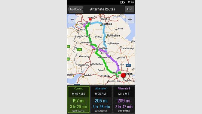 Get CoPilot™ GPS - Microsoft Store en-GB