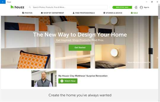 Houzz For Windows 10 Pc Mobile Free Download