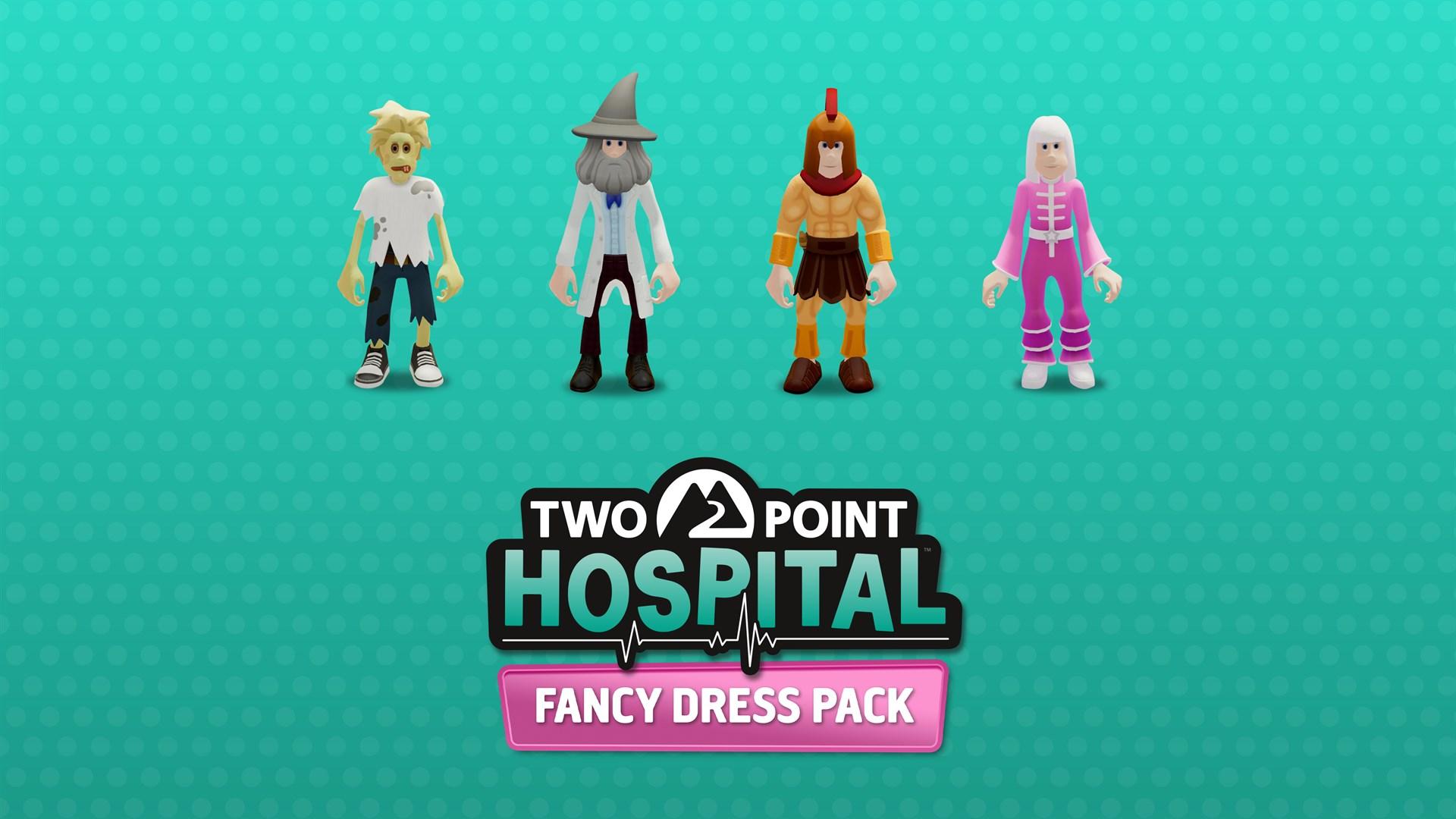 Two Point Hospital: Fancy Dress Pack
