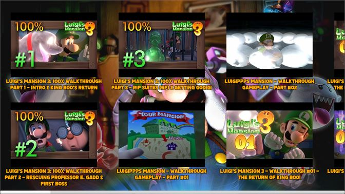 Acquista Luigi S Mansion 3 Game Video Guides Microsoft Store It It