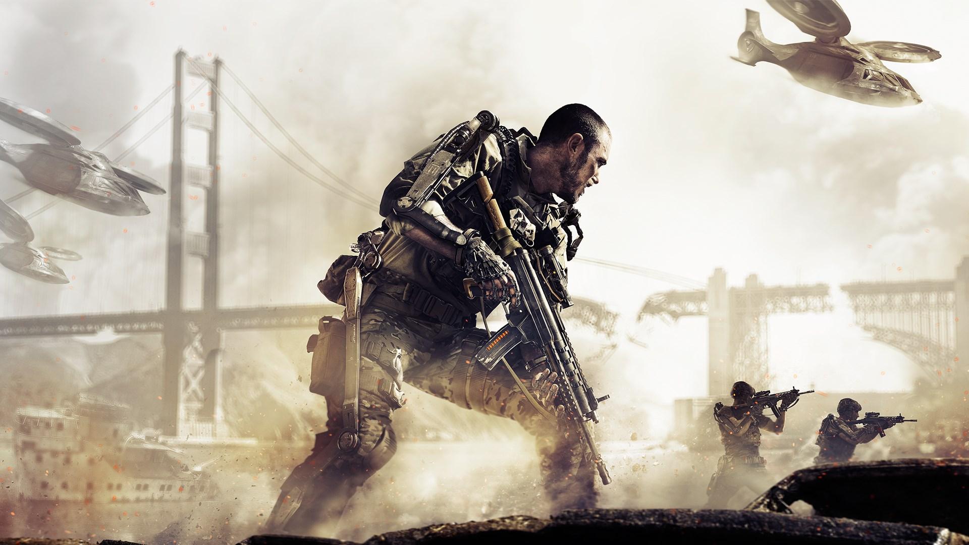 Buy Call of Duty®: Advanced Warfare - Microsoft Store
