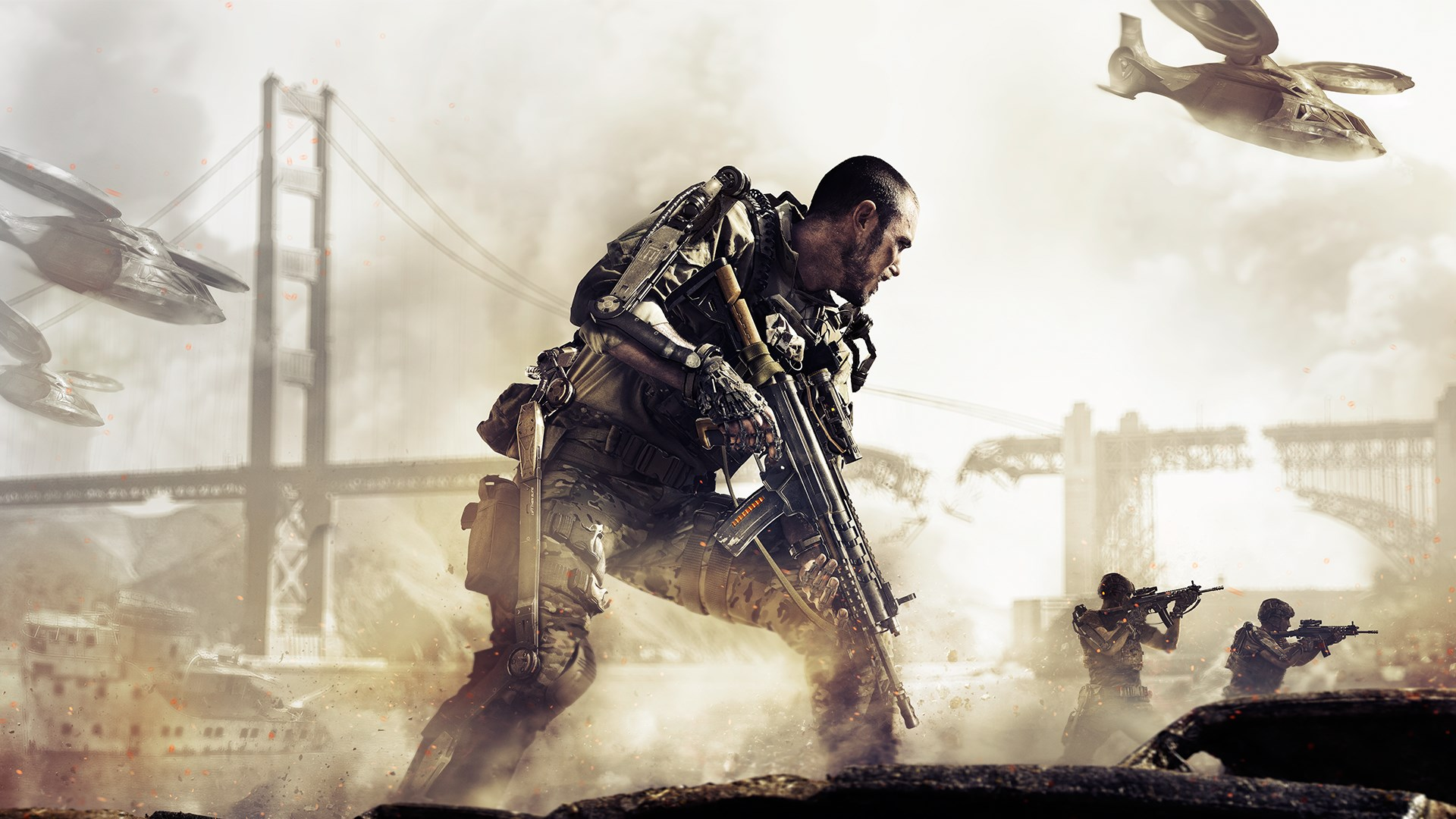Buy Call Of Duty Advanced Warfare Microsoft Store
