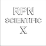 RPN Scientific X