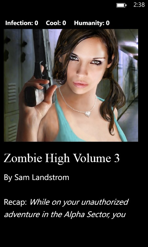 Zombie High Vol 3