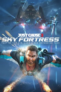 Carátula del juego Just Cause 3: Sky Fortress