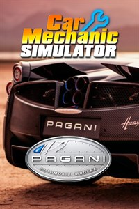 Car Mechanic Simulator - Pagani DLC