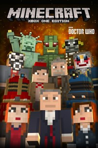 Minecraft Doctor Who Skins Volume I