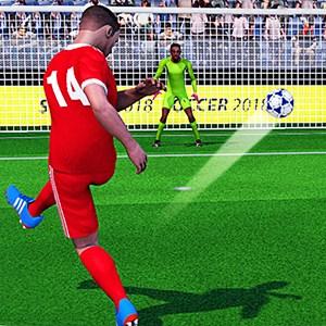 Perfect Kick Football Strike