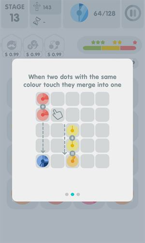 Fusion Dots Screenshot
