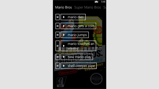 Buy Mario Sounds! - Microsoft Store