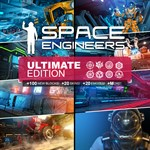 Space Engineers: Ultimate Edition 2020 Logo